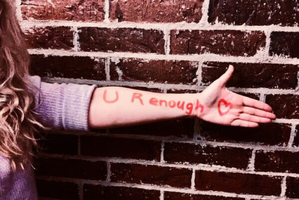 self love words of empowerment for women to believe that they are enough